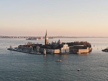 The Most Stunning Panoramic Views of Venice 威尼斯絕美全景│五個不能錯過的制高點