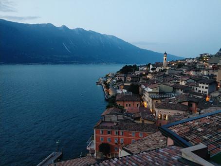 Limone sul Garda 義大利加達湖檸檬小鎮│歐洲人的秘境避暑勝地