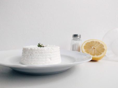 Homemade Ricotta 義大利餐桌│自家製新鮮瑞可塔乳酪