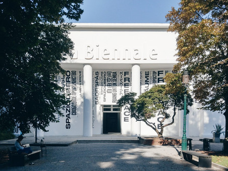 Biennale Architettura 2018│威尼斯雙年展 Giardini