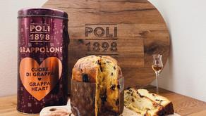 Poli Distillerie & Grappolone 義大利渣釀白蘭地之最│冬季限定大人系聖誕麵包