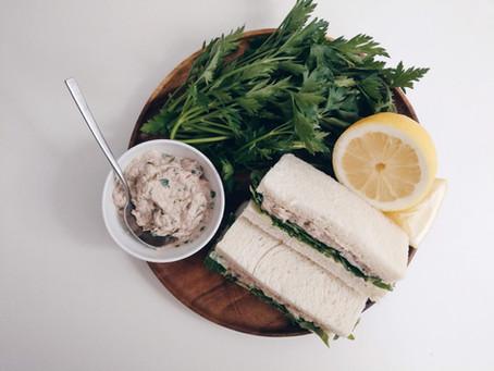 Mousse di Tonno 義大利餐桌│瑞可塔鮪魚抹醬