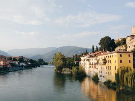 Bassano del Grappa 微醺之旅│義大利渣釀白蘭地的故鄉