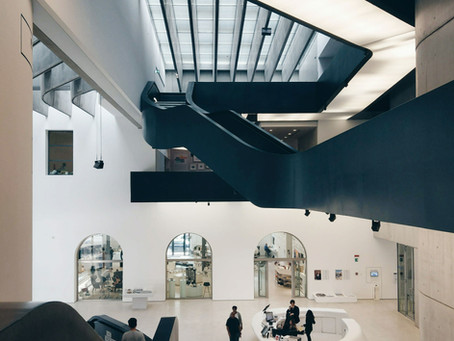 MAXXI by Zaha Hadid Architects 札哈·哈蒂│羅馬二十一世紀當代美術館