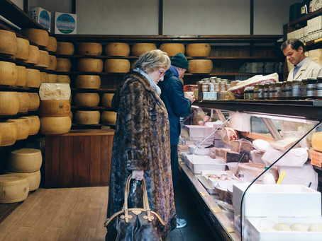Grocery Shopping in Italy 生活日常│跟著義大利人體驗買菜趣