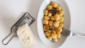 Gnocchi di Zucca 義大利餐桌│秋日料理義式南瓜麵疙瘩