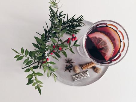 Vin Brulè 冬日微醺│聖誕香料熱紅酒