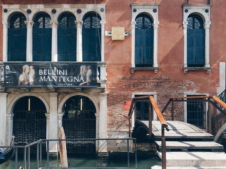 Fondazione Querini Stampalia 卡羅·斯卡帕│奎利尼·斯坦帕里亞基金會
