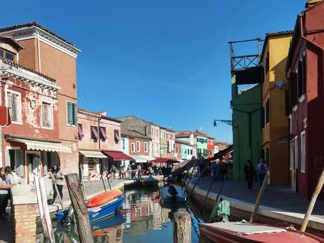 Trattoria at Burano 威尼斯彩色島│米其林紅色指南餐廳