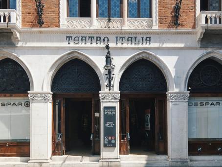 Despar Teatro Italia 義大利劇院超市│曾被遺忘的美好