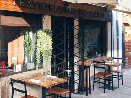 Zanze XVI 米其林餐盤推薦│16世紀威尼斯老餐館的重生