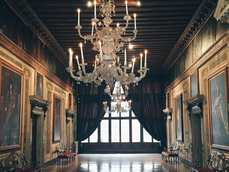 Palazzo Mocenigo 莫契尼哥宮│織品與服裝博物館