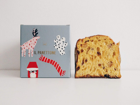 Pavé Milano Panettone 義大利聖誕麵包開箱│經典甜點創新再現的美好滋味