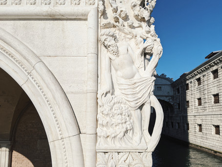 Palazzo Ducale 威尼斯總督宮│建築與雕塑
