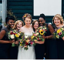 The Bridal Party! 👰 BRIDAL MAKEUP 2017