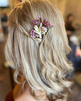 Subtle twists and stunning fresh flowers