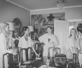 Bridal parties, I truly love my job and