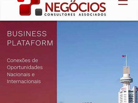 Novo Site Soluções em Negócios