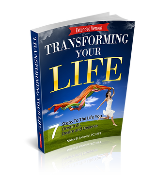 Transforming Your Life Paper Back - EXTENDED