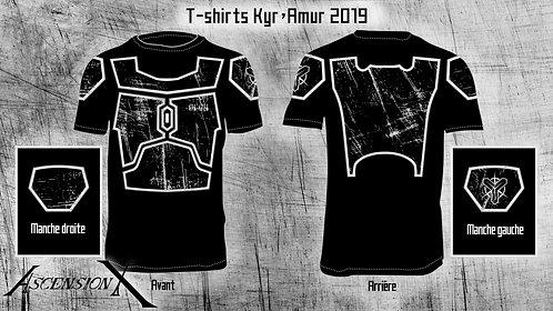 T-shirt Kyr'Amur 2019