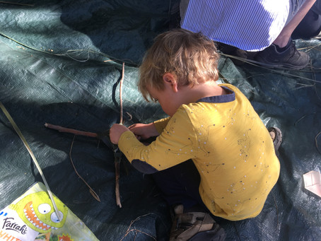 A bushcraft perspective - from our intern