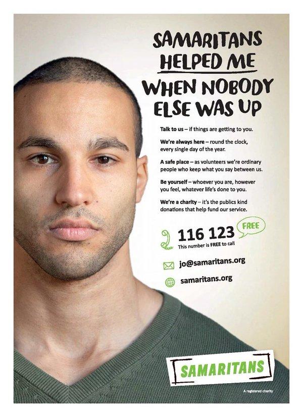 Samaritans Campaign