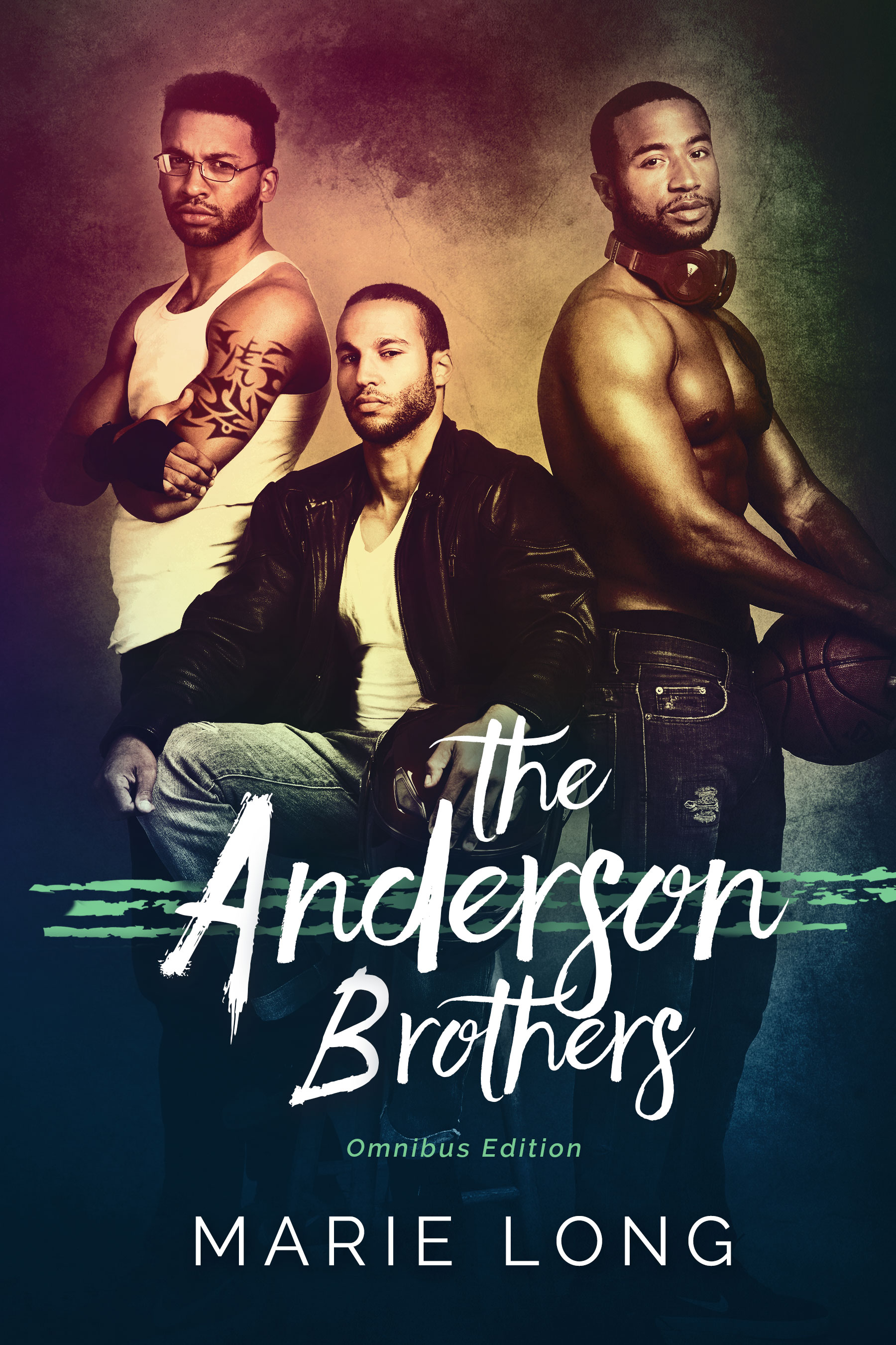 The Anderson Brothers bookcover