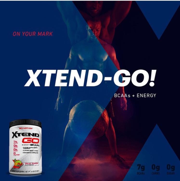 Scivation Xtend GO
