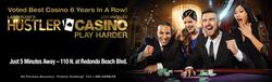 Hustler Casino ad