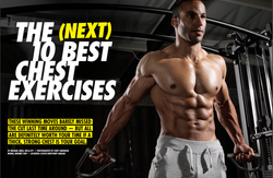 Muscle & Performance mag feature