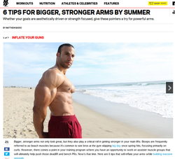 Muscle & Fitness Online