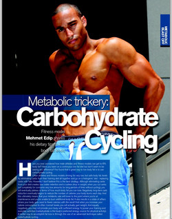 Ultra Fit magazine Carb Cycling