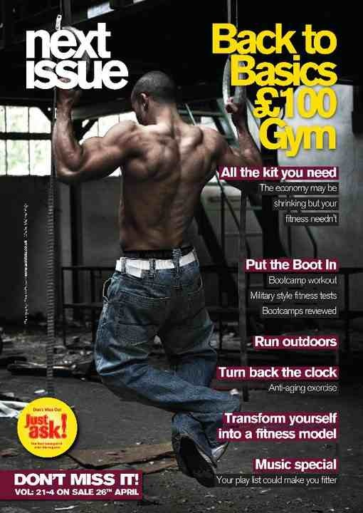 Ultra Fit magazine