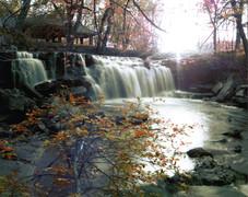 Falls at Minneopa