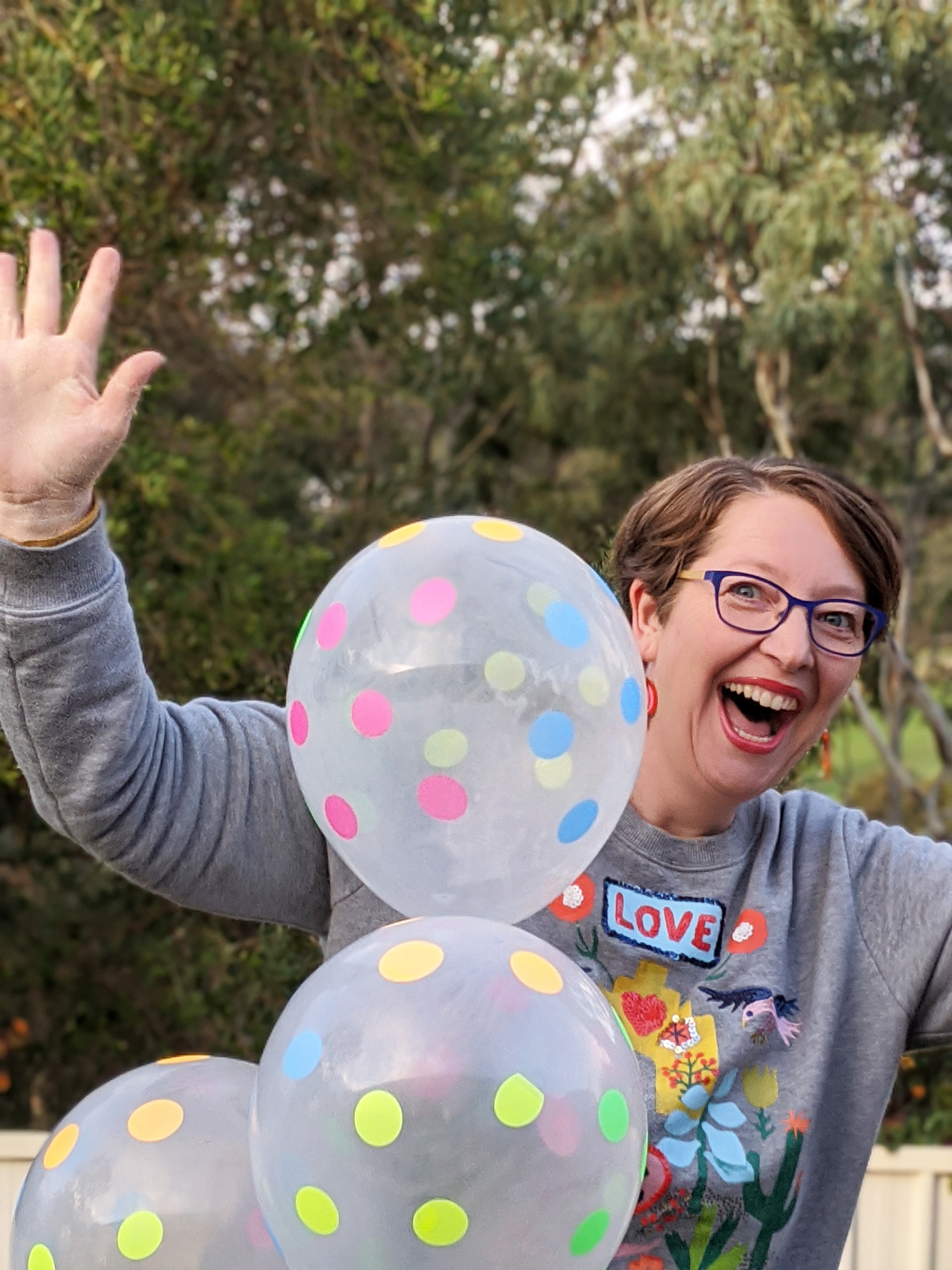Kristy Balloon Celebration