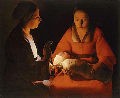 Georges_de_La_Tour_-_Newlyborn_infant_-_