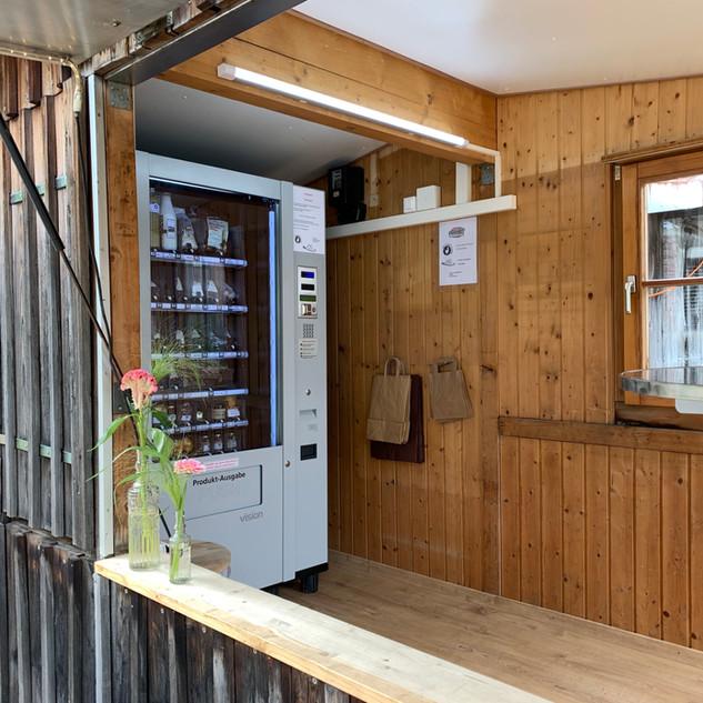 Hofladenautomat