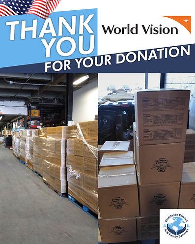 MO - Flyer Album de Donaciones de Worldv