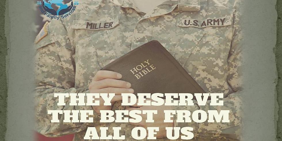 Veterans Giveaway