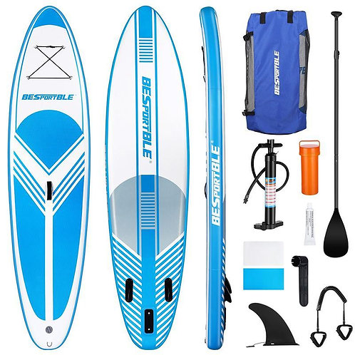 Besportable Inflatable Paddle Board