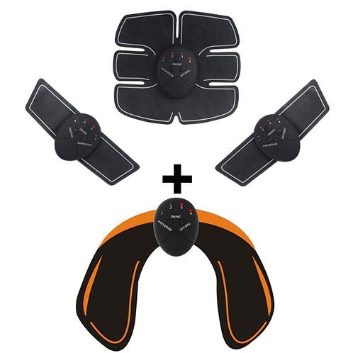 Unisex EMS Trainer Electric Muscle Stimulator