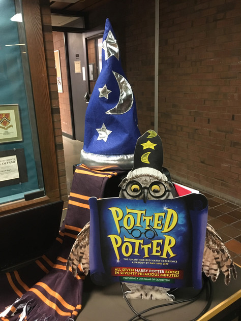Potted Potter debuts at UW