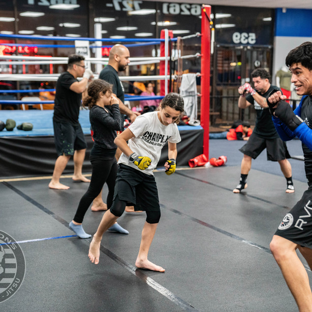 MMA Classes for All