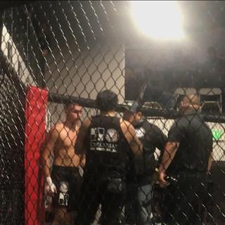 Jonathans MMA Debut