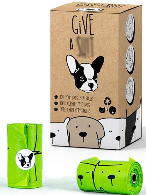 Give A Sh!T Poop Bags