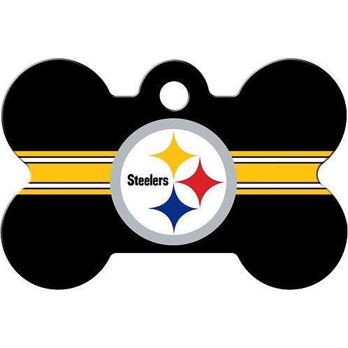 Pittsburgh Steelers Pet ID Tag