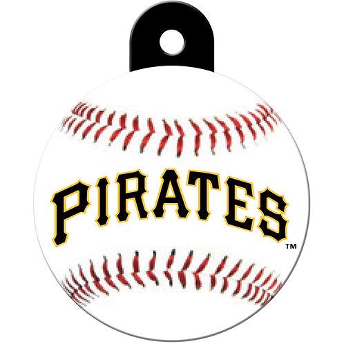 Pittsburgh Pirates Pet ID Tag