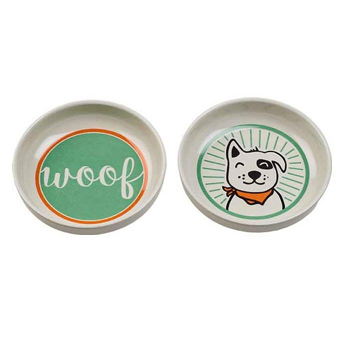 Pet Bowl Gift Set (Lucky Dog)