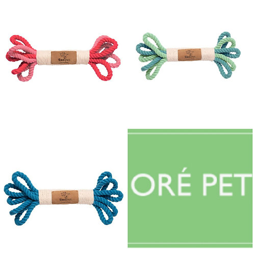 Loop Rope Toy (3 Color Options)