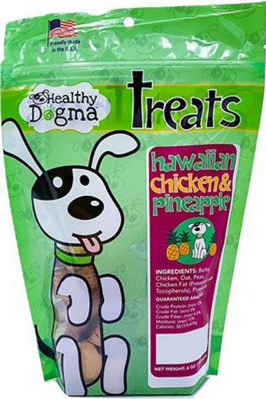 Healthy Dogma - Hawaiian Chicken & Pineapple Treats (6oz)